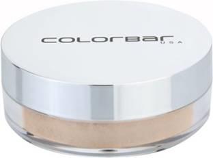 Colorbar Flawless Air Brush Finish Loose Powder Compact, 001W Beige Fair, 12 Gm