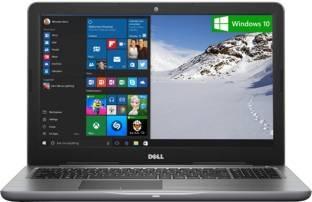 Dell Inspiron 5567 Intel Core i5 4 GB 1 TB Windows 10 15 Inch - 15.9 Inch Laptop