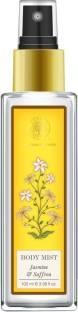 Forest Essentials Jasmine & Saffron Body Mist for Unisex 100 ml