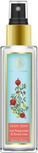 Forest Essentials Iced Pomegranate & Kerala Lime Body Mist For Unisex 100 ml