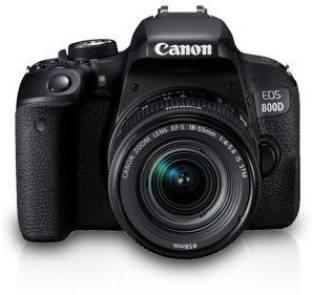 Canon EOS 800D DSLR With 18-55 IS STM Lens