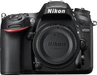 Nikon D7200 DSLR Camera (Body Only)