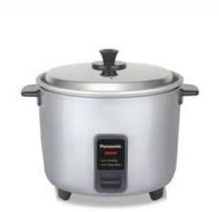 Panasonic SR-WA10 (GE9) Electric Rice Cooker, 2.7 L