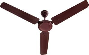 Usha Ace Ex 1200 mm Ceiling Fan (Brown)