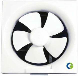 Crompton BriskAir 250 mm Exhaust Fan (White)