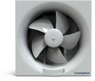 Crompton BriskAir 150 mm Exhaust Fan (White)