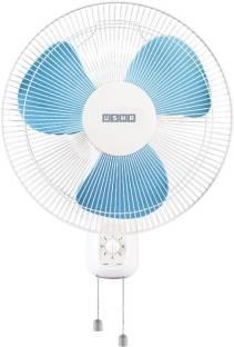Usha New Mist Air Duos 1 3 Blade Wall Fan