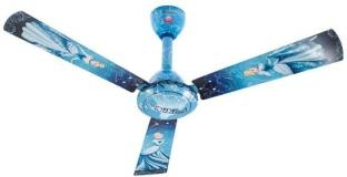 Bajaj Disney DC-01 1200 mm Ceiling Fan (Blue)