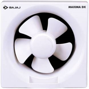 Bajaj Maxima DX 150 mm Exhaust Fan (White)