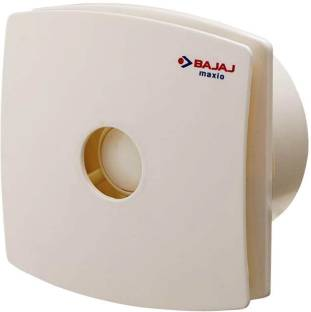 Bajaj Maxio 100 mm Bianco Dom 3 Blade Exhaust Fan