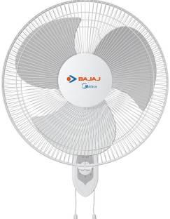 Bajaj Midea BW 2200mm 3 Blade Wall Fan