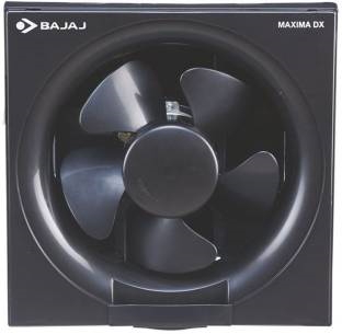 Bajaj Maxima DxI 200 mm Exhaust Fan (Black)