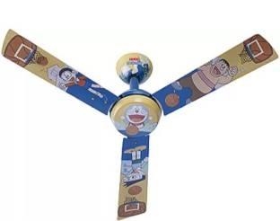 Usha Doraemon Basketball 3 Blade (1200mm) Ceiling Fan