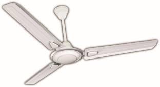 Crompton Super Briz Deco High Speed Ceiling Fan (Birken White)