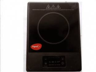 Pigeon Amber Touch Panel Induction Cooktop, Black