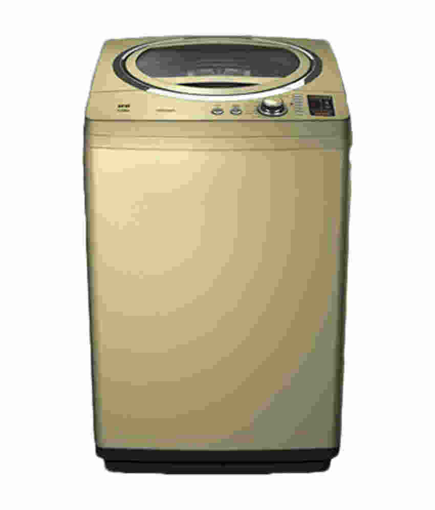 IFB 7.5Kg Top Load Fully Automatic Top Load Washing Machine ChampagneGold (TL- RCH 7.5 KG Aqua, Champagne Gold)