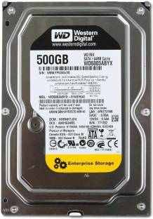 WD RE4 (WD5003ABYX) 500GB Internal Hard Disk