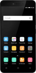 Gionee P5L 16GB Black Mobile