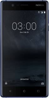 Nokia 3 16GB Tempered Blue Mobile