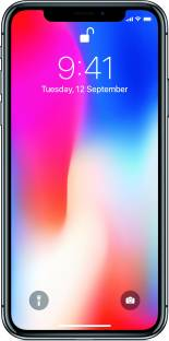 Apple iPhone X (Apple MQA52HN/A) 64GB Space Grey Mobile