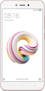 Redmi 5A (Redmi MCI3B) 16GB 2GB RAM Rose Gold Mobile