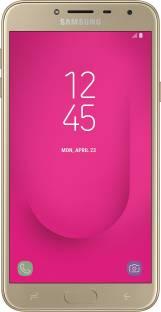 Samsung Galaxy J4 (Samsung SM-J400FZDDINS) 16GB 2GB RAM Gold Mobile