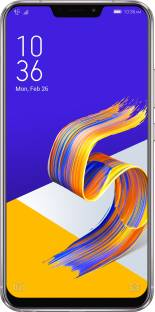 Asus ZenFone 5Z (Asus ZS621KL-2H016IN) 256GB 8GB RAM Meteor Silver Mobile
