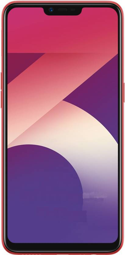Oppo A3s (Oppo CPH1803) 16GB Red Mobile