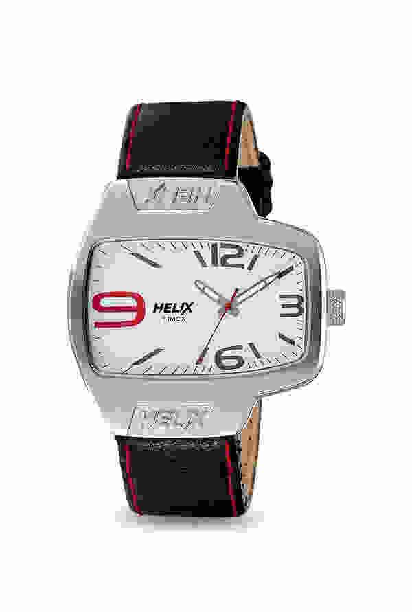 Timex TI020HG0000 Helix Brown Analogue Men's Watch