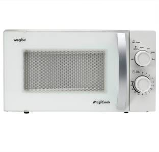 Whirlpool Magicook Classic Knob 20 L Solo Microwave Oven