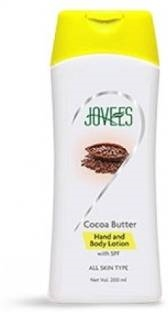 Jovees Cocoa Butter Hand and Body Lotion For Men 200ml