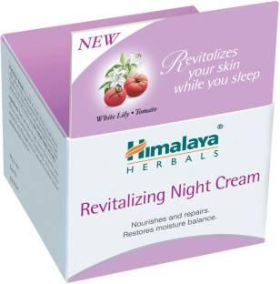 Himalaya Herbals Revitalizing Night Cream 50gm