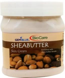 Biocare GemBlue Sheabutter Skin Cream For Women, 500 ML