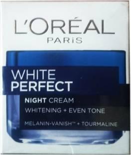 Loreal Paris White Perfect Night Cream Whitening + Even Tone 50ml