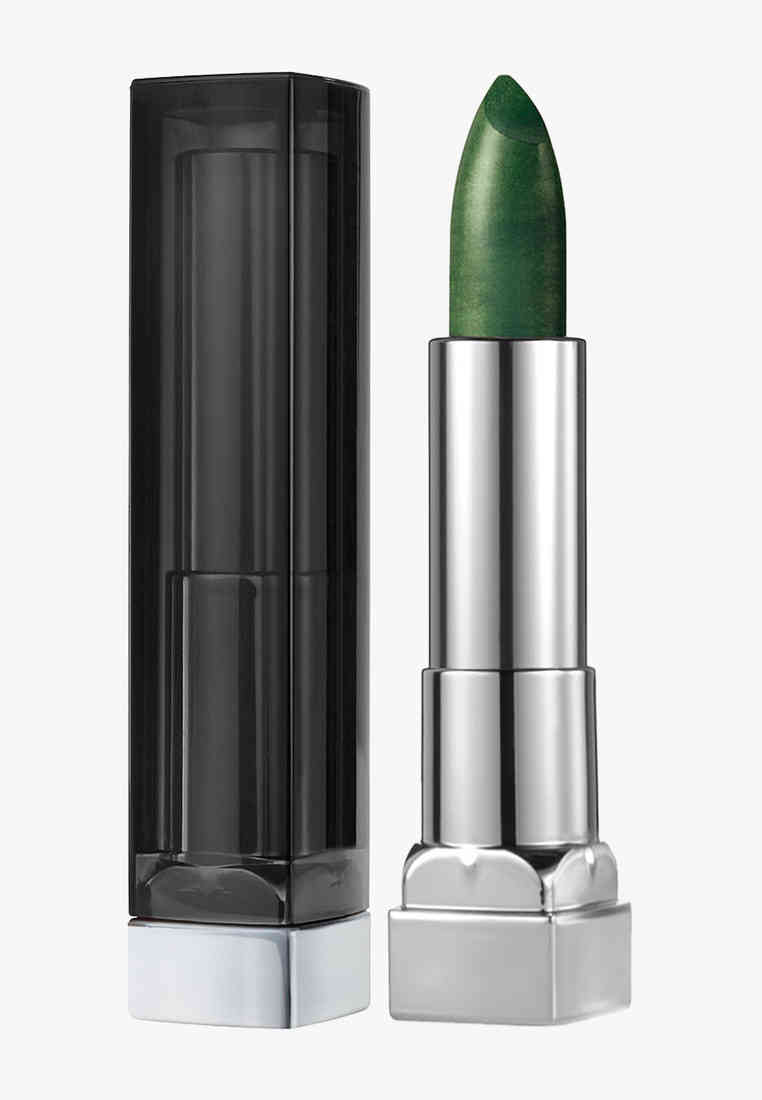 Maybelline Color Sensational Matte Metallic Lipstick Serpentine 55
