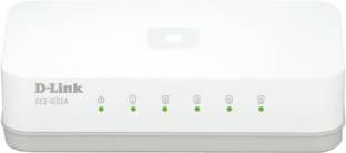 D-Link DES-1005A 5-Port 10/100M Network Switch