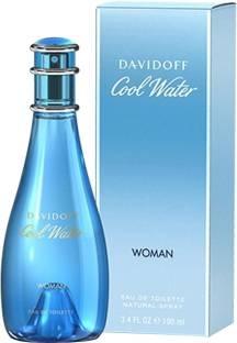 Davidoff Cool Water EDT For Women 100 ml