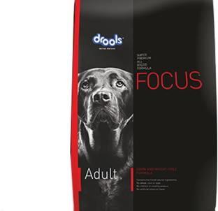 Drools Focus Adult Chicken Dog Food 4 kg