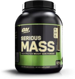 Optimum Nutrition Serious Mass (6lbs, Chocolate)