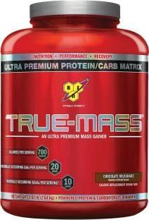 BSN True Mass weight gainer (2.63Kg / 5.8lbs, Chocolate)
