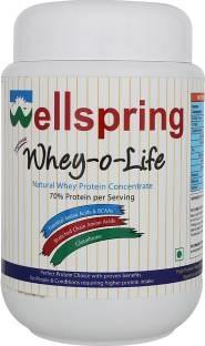 Wellspring Whey-O-Life Whey Protein (200gm)
