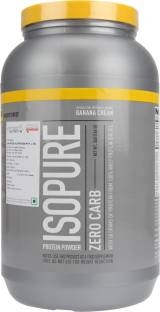 Nature'S Best Isopure Zero Carb Isolate Protein (1.36Kg, Banana)