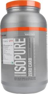 Nature'S Best Isopure Zero Carb Whey Isolate Protein (1.36Kg, Mango)