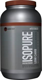 Isopure Low Carb Whey Protein (1.36Kg, Chocolate)