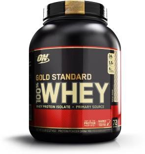 Optimum Nutrition 100% Whey Gold Standard (2.26Kg, Rocky Road)