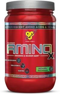 BSN Amino X (435 gm, Green Apple)