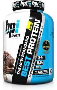 Bpi Best Whey Protein (2.27kg, Chocolate Brownie)