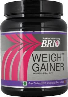 Brio Weight Gainer (1.5Kg, Chocolate)