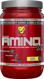 BSN Amino X Dietary Supplement (435gm / 0.96lbs, Pineapple)