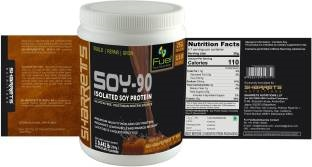 Sharrets Nutritions Soy-90 Isolated Soy Protein (200gm, Chocolate)
